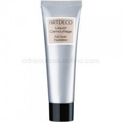Artdeco Liquid Camouflage Full Cover Foundation make-up s extrémnym krytím pre všetky typy pleti odtieň 4910.16 Rosy Sand  25 ml