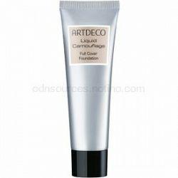 Artdeco Liquid Camouflage Full Cover Foundation make-up s extrémnym krytím pre všetky typy pleti odtieň 4910.38 Summer Honey  25 ml