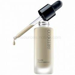 Artdeco Nude Foundation ľahký make-up vo forme kvapiek pre prirodzený vzhľad odtieň 75 Natural Chiffon 20 ml