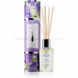 Ashleigh & Burwood London The Scented Home Freesia & Orchid aróma difuzér s náplňou 150 ml