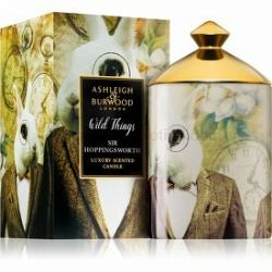 Ashleigh & Burwood London Wild Things Sir Hoppingsworth vonná sviečka 320 g