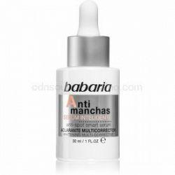 Babaria Anti Spot pleťové sérum proti pigmentovým škvrnám 30 ml