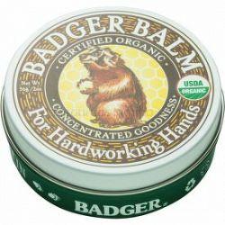 Badger Balm zjemňujúci balzam pre suchú pokožku rúk 56 g