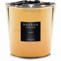 Baobab Les Exclusives Aurum vonná sviečka 8 cm