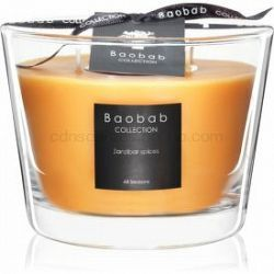Baobab Zanzibar Spices vonná sviečka 10 cm