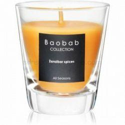 Baobab Zanzibar Spices vonná sviečka (votívna) 6,5 cm