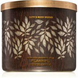 Bath & Body Works Flannel vonná sviečka III. 411 g