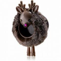 Bath & Body Works Fuzzy Reindeer držiak na vôňu do auta závesný