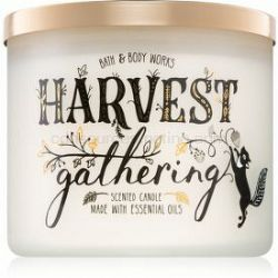 Bath & Body Works Harvest Gathering vonná sviečka II. 411 g