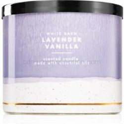 Bath & Body Works Lavender Vanilla vonná sviečka 411 g