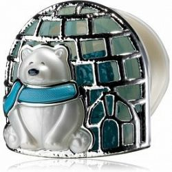 Bath & Body Works Polar Bear držiak na vôňu do auta závesný