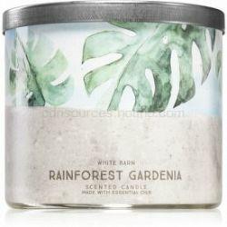Bath & Body Works Rainforest Gardenia vonná sviečka 411 g