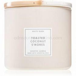 Bath & Body Works Toasted Coconut S´mores vonná sviečka 411 g