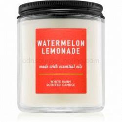 Bath & Body Works Watermelon Lemonade vonná sviečka III. 198 g