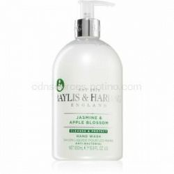 Baylis & Harding Jasmine & Apple Blossom čistiace tekuté mydlo na ruky s antibakteriálnou prísadou 500 ml