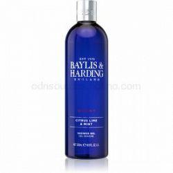 Baylis & Harding Men's Citrus Lime & Mint sprchový gél 500 ml