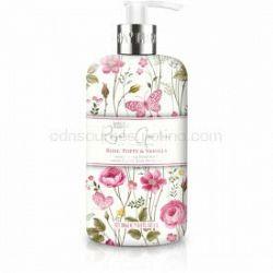 Baylis & Harding Royale Garden Rose, Poppy & Vanilla tekuté mydlo na ruky 500 ml