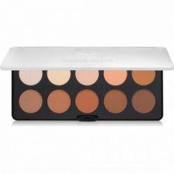 BH Cosmetics Studio Pro paleta na kontúry tváre s rozjasňovačom 22 g