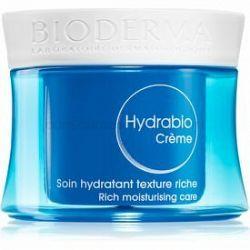 Bioderma Hydrabio Crème výživný hydratačný krém pre suchú až veľmi suchú citlivú pleť 50 ml