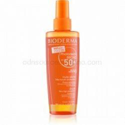 Bioderma Photoderm Bronz Oil ochranný suchý olej v spreji SPF 50+ 200 ml