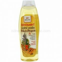 Bione Cosmetics Dentamint ústna voda med + propolis 500 ml