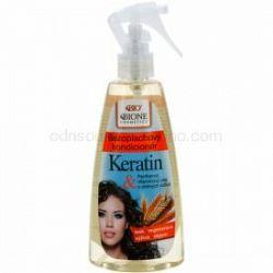 Bione Cosmetics Keratin Grain bezoplachový kondicionér v spreji 260 ml