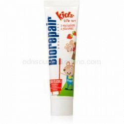 Biorepair Junior zubná pasta pre deti s jahodovou príchuťou 50 ml