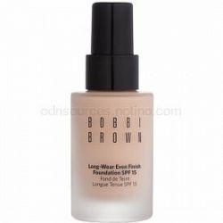 Bobbi Brown Skin Foundation Long-Wear Even Finish dlhotrvajúci make-up SPF 15 odtieň 0 Porcelain 30 ml
