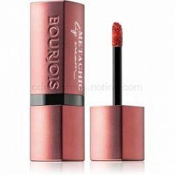 Bourjois Metachic matný rúž s metalickým efektom odtieň 03 Sun'rose 6,5 ml