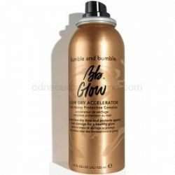 Bumble and Bumble Glow Blow Dry Accelerator vlasový sprej pre rýchlejšiu fúkanú 125 ml