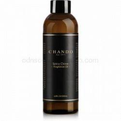 Chando Fragrance Oil Spicy Clove náplň do aróma difuzérov 200 ml