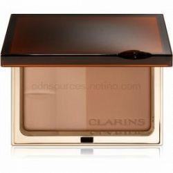 Clarins Bronzing Duo Mineral Powder Compact minerálny bronzujúci púder odtieň 02 Medium  10 g