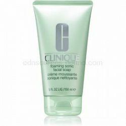 Clinique Sonic System krémové penivé mydlo pre všetky typy pleti 150 ml