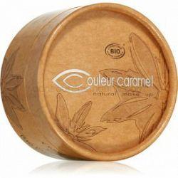 Couleur Caramel Bio Mineral Foundation ľahký kompaktný minerálny púdrový make-up odtieň č.05 - Orange Beige 6 g