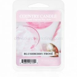 Country Candle Blushberry Frosé vosk do aromalampy 64 g