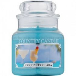 Country Candle Coconut Colada vonná sviečka 104 g