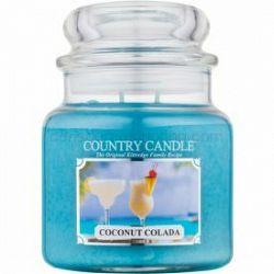 Country Candle Coconut Colada vonná sviečka 453 g