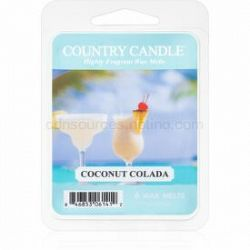Country Candle Coconut Colada vosk do aromalampy 64 g