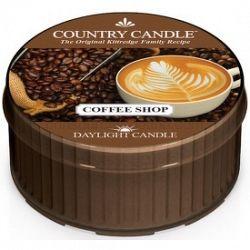 Country Candle Coffee Shop čajová sviečka 42 g
