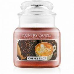 Country Candle Coffee Shop vonná sviečka 104 g