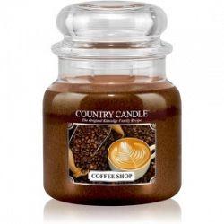 Country Candle Coffee Shop vonná sviečka 453 g