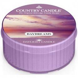 Country Candle Daydreams čajová sviečka 42 g