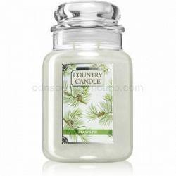 Country Candle Fraser Fir vonná sviečka 680 g
