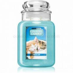 Country Candle Fresh Air Kitten vonná sviečka 680 g