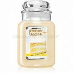 Country Candle Frosted Cake vonná sviečka 680 g