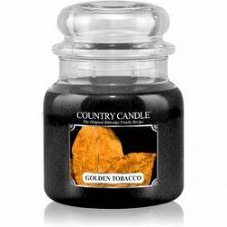 Country Candle Golden Tobacco vonná sviečka 453 g