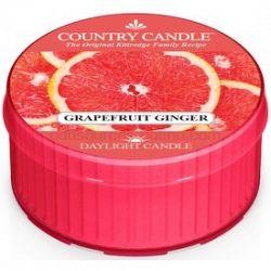 Country Candle Grapefruit Ginger čajová sviečka 42 g