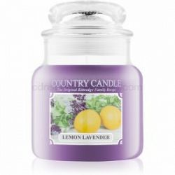 Country Candle Lemon Lavender vonná sviečka 453 g