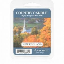 Country Candle New England vosk do aromalampy 64 g