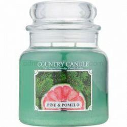 Country Candle Pine & Pomelo vonná sviečka 453 g